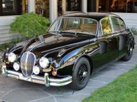 1960 Jaguar Mark 2 Sedan VIN: 212739 Body: S004877