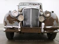 1951 Jaguar MK V Drop Head Coupe1951 Jaguar MK V Drop