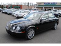 This 2008 S-Type 3.0 might be the one for you! It is no