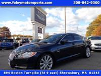 JUST Traded!! 2010 Jaguar XF Premium Luxury Sedan