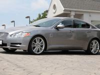 2011 Jaguar XF Supercharged   *Lunar Gray Exterior with