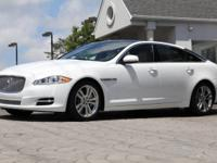 2013 Jaguar XJL Portfolio AWD    *Polaris White