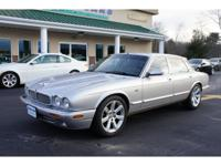 Take a look at this 2003 Jaguar XJR. This vehicle's
