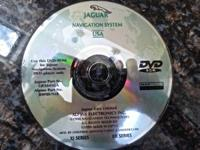 Jaguar XJXK  Range Navigation DVD-ROM for USA.  I just