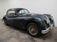 1955 Jaguar XK140 Fixed Head Coupe 1955 Jaguar XK140