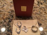 Authentic James Avery items. In great condition!