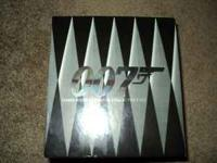 I HAVE 5 JAMES BOND ULTIMATE COLLECTOR SETS FOR SALE.