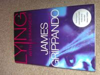 Author: james Grippando Title: Lying with Strangers
