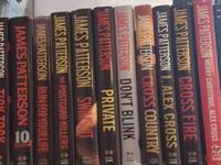 Excellent condition. 12 Hardcover and 1 Paperback.