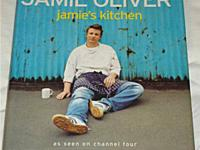 Jamie's Kitchen-- the book-- is laid out as a cooking