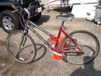 JAMIS 21 SPEED, womens bike. paid around $450 sell for