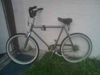 For sale Jamis Beach Cruiser. In good shape and ready