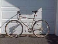 This bike is like new. It has maybe 250 road miles on