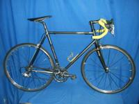 For sale we have a JAMIS ECLIPSE 20spd, 59cm ROAD