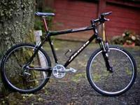 I'm selling my mountain bike. I've used this as a