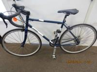 THIS ULTRA LIGHT-WEIGHT BIKE IS IN GREAT CONDITION AND