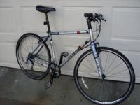 JAMIS CODA-COMP-WITH 19.5 FRAME-LINEAR BRAKES-27/SPEED
