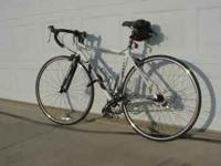 Brand new. Jamis Ventura Comp road bike. 18 speed Ultra