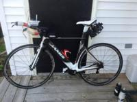 I am selling my 2012 Jamis Xenith T. It has been an
