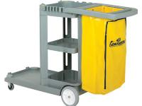 Janitors' Carts This cart is the workhorse of the