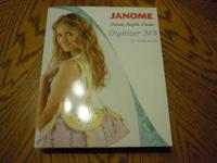 JANOME Digitizer MB software for Digital Sewing