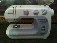 Hi, I have a Janome Harmony 2049 sewing machine for