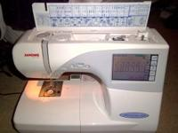 ***This machine has been used about 4-5 times and is in
