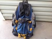 Jansport hiking backpack, used in good condition.