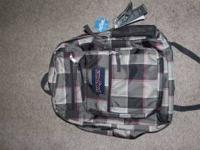 French Grey Chai Check is the exact backpack color. The