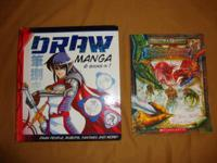 Draw Manga 6 Books in One: Discover the amazing world