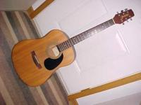 I have a nice Jasmine by Takamine guitar for sale it is