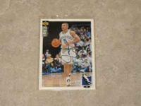 1994 Upper Deck Collector's Choice Rookie Card for
