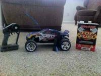 I have a JATO TRX 2.5 GAS ENGINE remote controlled car