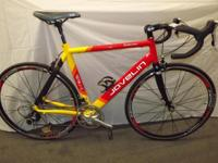 BRAND NEW Javelin Model salento RACE BIKE FOR SALE.