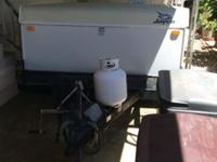 Like new pop up trailer 4000.00 or best offer must see