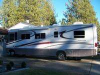 jayco firenza 33ft. m.h. 2003.48k.miles.G.M.workhorse