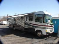 JAYCO FIRENZA CLASS A MOTOR HOME BUY OF A LIFETIME 2003