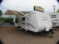 JAYCO -- JAYCO LIGHT WEIGHT HYBRID 2007 TRAVEL TRAILER