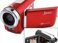 FOR SALE. JAZZ 142 DIGITAL VIDEO CAMERA / CAMCORDER. ""