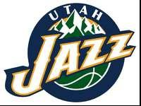 2 tickets for section 8, row 14 to see the Utah Jazz