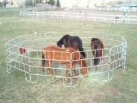 JB PORTABLE CORRALS Strong, Durable, Lightweight,