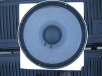 "JBL 2226, one of JBL's best 15"" bass speakers ever."