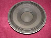 "JBL 2204H 12"" SPEAKERS, RATED 400 WATTS, IN EXCELLENT"
