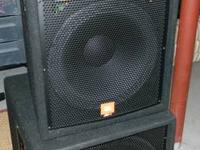 JBL JRX 118 Barley used never left the studio. Sounds