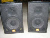 2 JBL SRX4702x Speackers Good condition. Top Quality!