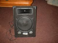 I have two JBL500 (515) 625 watt powered PA,monitor