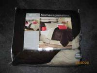 JC Penney Home Expressions Twin size reversible