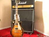 Come get this rig!! I will trade head for les paul