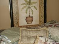 "Fabulous ~. JCPenney Home Collection exotic ""Pacific"""