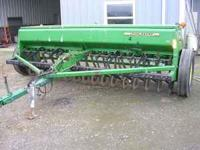 John Deere 450 Grain Drill 13ft,openers spaced on 10